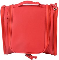 House of Quirk Toiletry Bag - Red