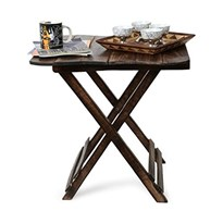 ANSARI CRAFTS® Solid Wood Side Table m24gm24g Coffee Table m24gm24g End Table m24gm24g Beside Table m24gm24g Square Shape
