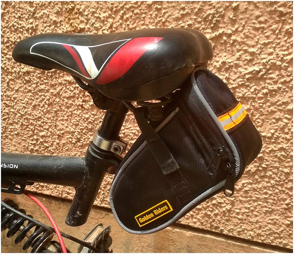 Golden-Riders-Bicycle-Seat-Strap-on-Saddle-Bag/Accessory