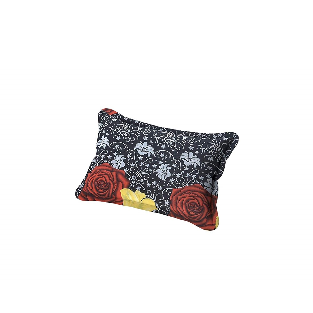 KS21-Homes-3D-Double-Bedsheet-with-2-Pillow-Cover,-Size--90-X-90-Inch,-144TC,-Printed,-BLACK-YELLOW