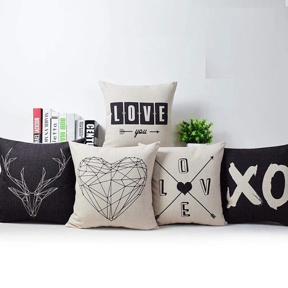 KS21-Homes-Jute-Cushion-Covers-Set-of-5-with-Digital-Print-in-Multi-Color,-Size-16-Inch-x-16-Inch