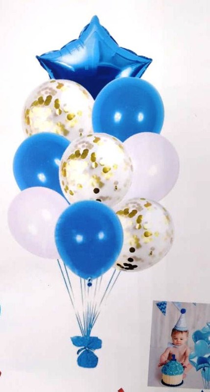 Blooms-Mall-party-fun-balloon-(-pack--of-9)