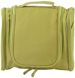 House Of Quirk Toiletry Bag - Green