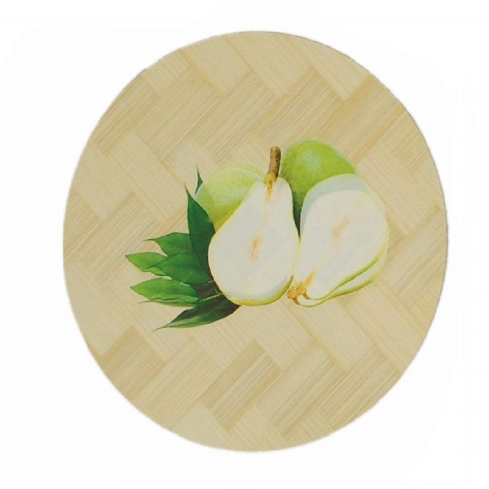 Winner-Placemat-Fruit-Print-Bamboo-Coaster-Heat-Pad/Pan-Pot-Holder/Bamboo-Tea-Coaster-Heat-Pad-for-Hot-Coffee-Home-Office-Kitchen-Dining-Table-Top-Set-of-3