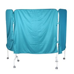 Smartcare Bed Side Screen With Curtain