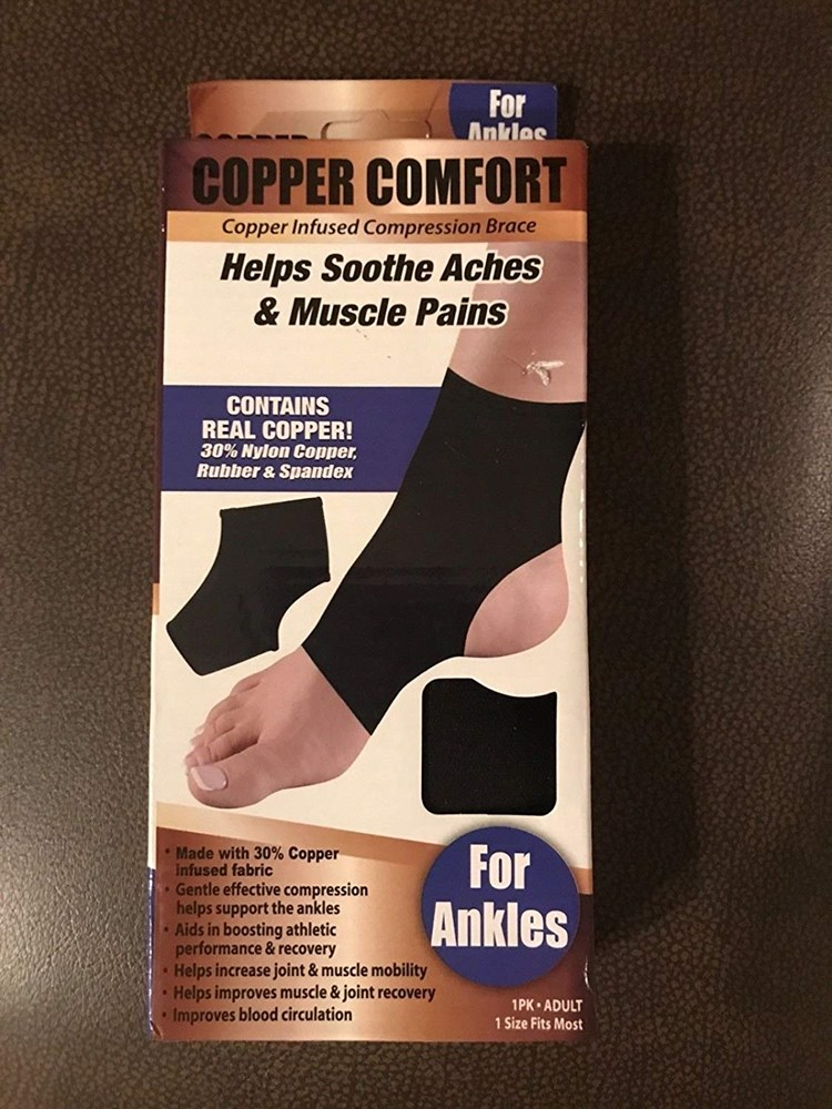 GTC-COPPER-INFUSED-ANKLE-BRACE|ANKLE-SUPPORT|BLACK