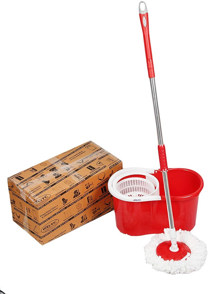 GTC-360°-SPINNING-MOP|-FLOOR-CLEANING-EASY-MAGIC-DRYER-AND-BUCKET-MOP-WITH-1-MOP-HEAD