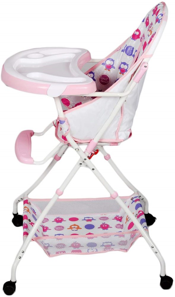 Foldable-High-Chair--Baby-Dining-Chair