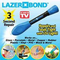 GTC ULTRAVIOLET LIGHT LAZER BOND
