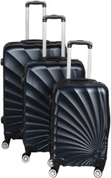 GTC ABS TRAVEL TROLLEY|TELESCOPIC HANDLE| 24 INCHES