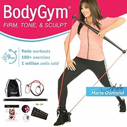BODYGYM ADJUSTABLE RESISTANCE SYSTEM |PORTABLE