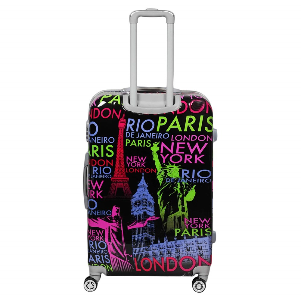 GTC-ABS-TRAVEL-TROLLEY-BAG|-BLACK|20,-24-&-28-INCHES