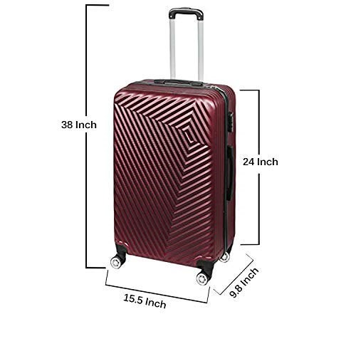 ABS-TRAVEL-TROLLEY-BAG-|-WINE-|-20-I-NCHES