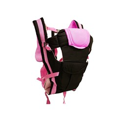 4 In 1 Baby Carrier Bag With Head Support & Buckle Straps