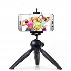 Flexible Mini Tripod (6 Inch Height) For Camera, Dslr And Smart...